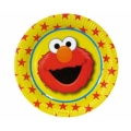 Sesame Street Elmo Party Plates